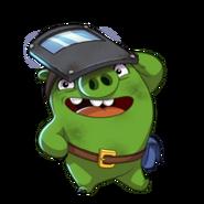 Mechanic Pig Angry Birds POP BLAST