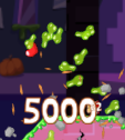 Slime Defeated
