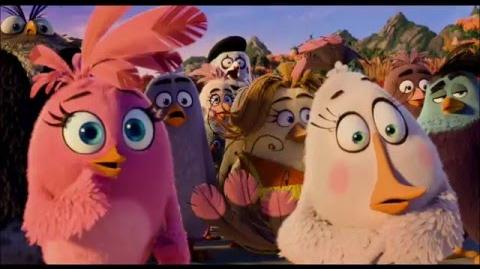 The Angry Birds Movie - Fitting In TV Spot