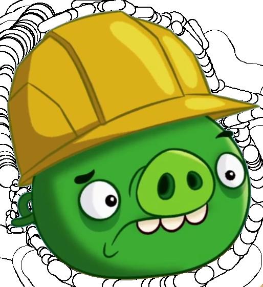Свиньи-строители