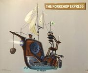 Porkchop Express