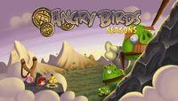 Angry Birds Seasons Loading Screen South Hamerica