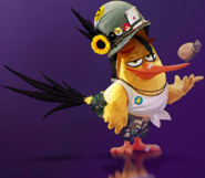 Angry Birds Evolution Chuck