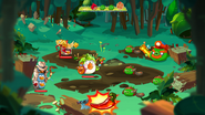 Квадратный лес 1-2