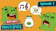 Angry Birds MakerSpace Not So Smart Speaker - S1 Ep3