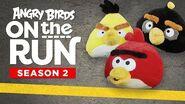 Angry Birds On The Run Season 2 Teaser Trailer