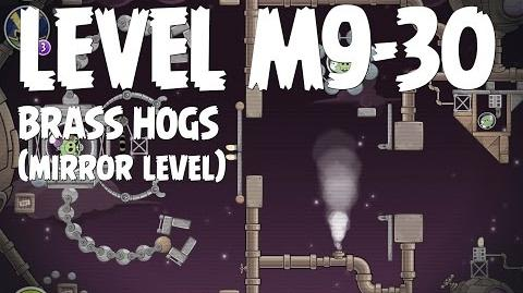 Brass Hogs 9-30 (Angry Birds Space)/Mirror Worlds Version