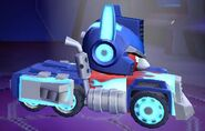 Angry Birds Transformers Energon Optimus Prime Vehicle Mode