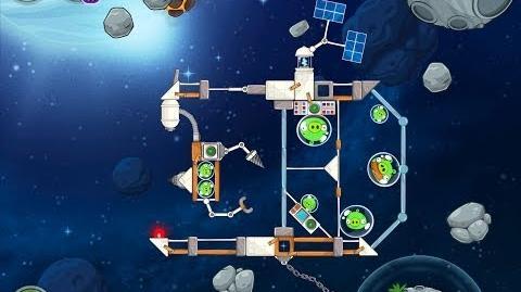 Beak Impact 8-17 (Angry Birds Space)