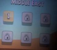 Middle East Selección de Niveles