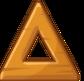 Triangular Wooden Block