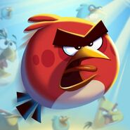 Angry Birds Friends 2017 Icon