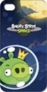 Angry Birds Gear4 King Pig with Bubble IPhone 4-IPhone 4s Case
