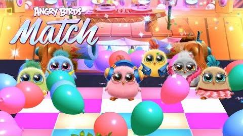 Angry Birds Match - Teaser trailer 2