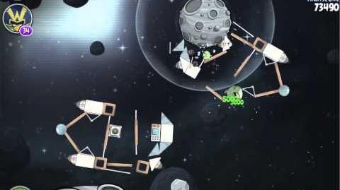 Beak Impact 8-26 (Angry Birds Space)/Mirror Worlds Version