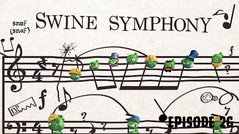 "Piggy Tales Pigs at Work - ""Swine Symphony"""