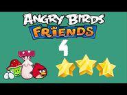 -4- Angry Birds Friends - Pig Tales - 1 bird - 3 stars