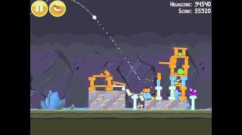 Angry_Birds_17-5_Mine_&_Dine_3_Star_Walkthrough