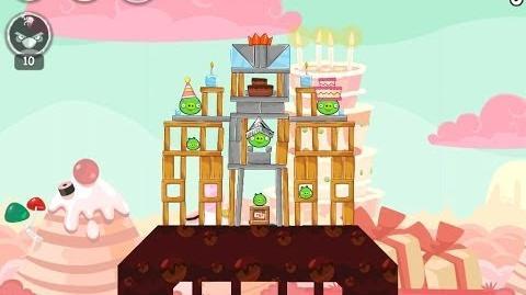 Birdday Party Cake 4 Level 11