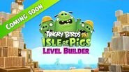 COMING SOON- Angry Birds VR- Isle of Pigs - Level Builder (Official Announcement Teaser)