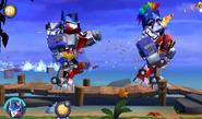Two Optimus Maximus