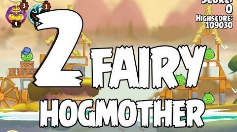 Fairy Hogmother 1-2