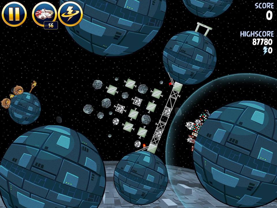Death Star 2-33 (Angry Birds Star Wars)