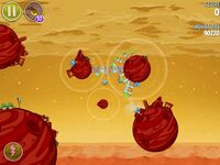Red Planet 5-15 (Angry Birds Space)