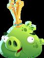 ABPop King Pig Character