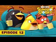 Angry Birds Slingshot Stories S2 - Rain rain, go away! Ep