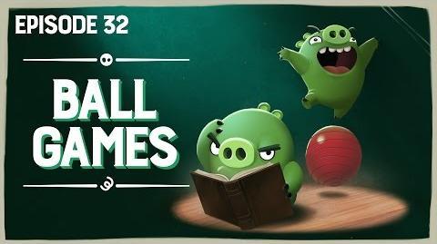 Piggy Tales Ball Games - Ep32, S3