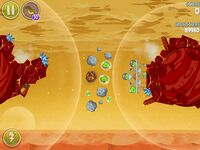 Red Planet 5-12 (Angry Birds Space)