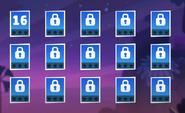 Party Crashers Selección de niveles