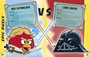 Red Skywalker VS Lard Vader w ABSWCE