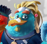 Angry Birds Evolution Beta Wade