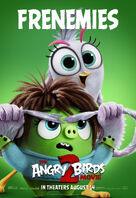 Angry Birds Movie 2 Frenemies Poster 04