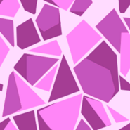 Cosmic Crystals Tile