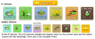 Angry Birds Level select sprtes