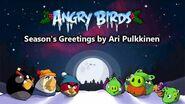 Angry Birds Seasons Greetings Theme (Original)