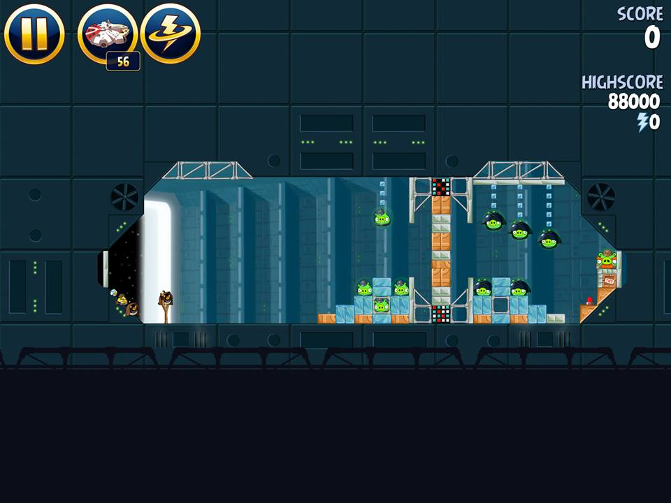 Death Star 2-26 (Angry Birds Star Wars)