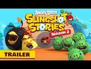 Trailer - Angry Birds Slingshot Stories Season 2!