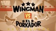 Wingman vs Porkador