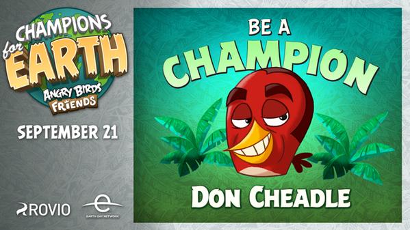 Don Cheadle Bird