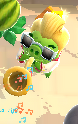 Epic Sax Pig Angry Birds Action