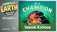 Плакат с Сонам Капур