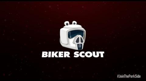 Angry Birds Star Wars 2 character reveals Biker Scout-2