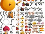 Angry Birds Rio/Unused Content