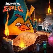 Lightning Chuck Epic Poster