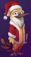 Patrick The Santa Evolution Ads