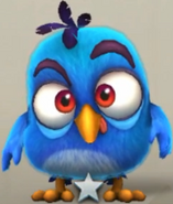 Angry Birds Evolution Toby